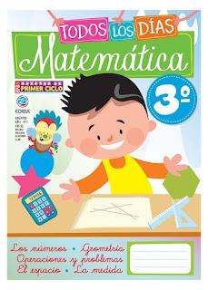 Todos los días matemáticas 3