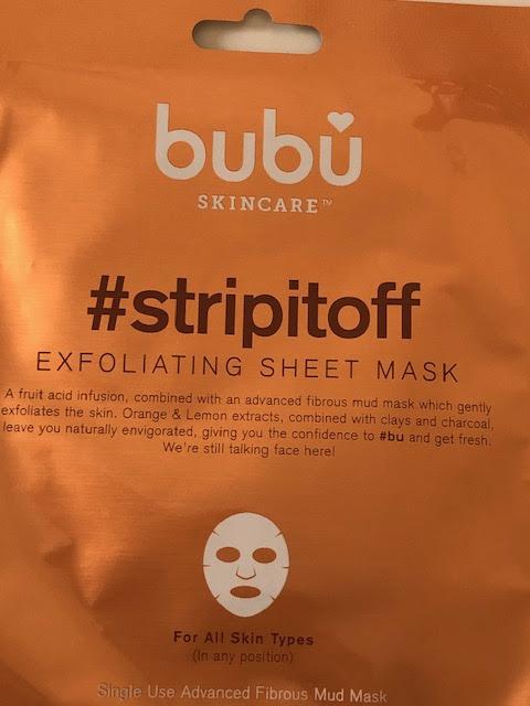 bubu  Skincare Masks