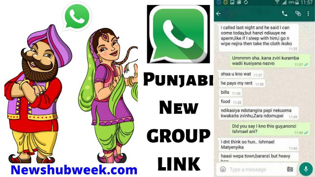 Join 600+ Punjabi Whatsapp group link