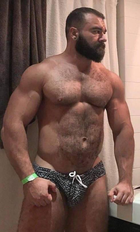 Muscle bear videos
