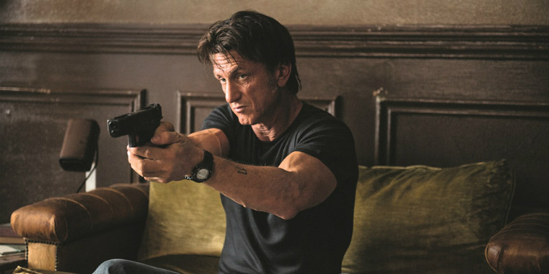 the gunman review