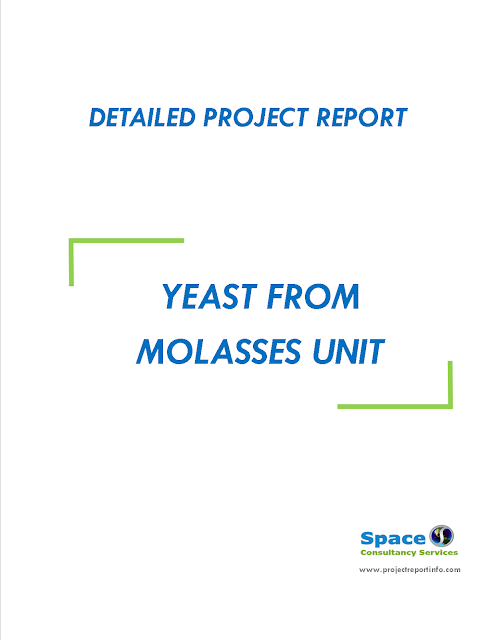 Project Report on Yeast from Molasses Unit