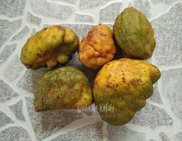buah nam-nam yang unik
