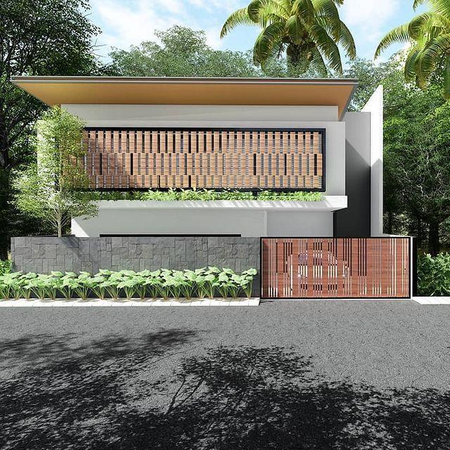desain rumah emporio