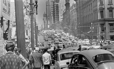 Risultati immagini per città anni 60
