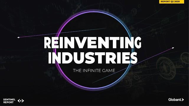 Reinventando industrias: El juego infinito