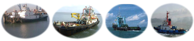 Tug Boats on Rent / Hire / Charter