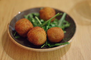 Olive Ascolane. Very nice!