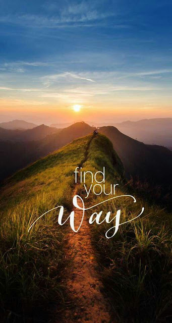TRAVEL QUOTE OF THE WEEK: Find your WAY!