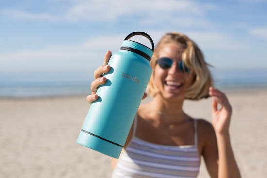 Purchase A Reusable Water Bottle