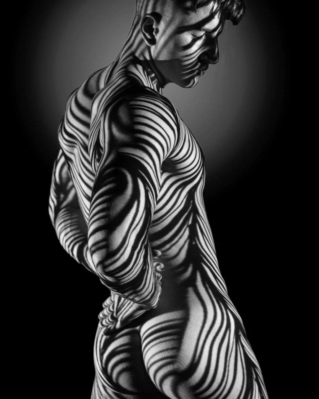 StripeS, by Ivan Lerez ft J. DPablo (NSFW).