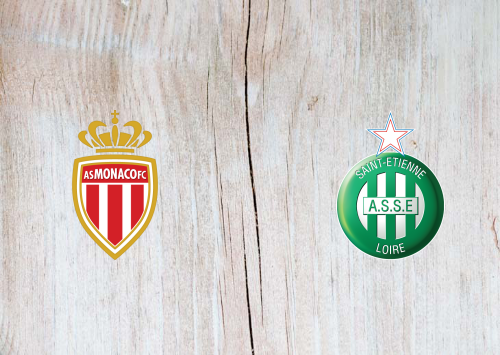 Monaco vs Saint-Etienne -Highlights 23 December 2020