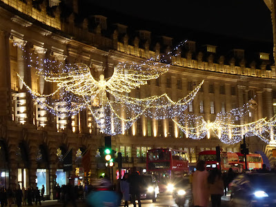 Christmas Lights - Around Piccadilly