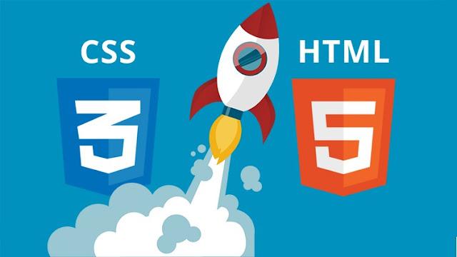 Tutorial Dasar HTML Dan CSS Terbaru : Mudah, Lengkap & Keren