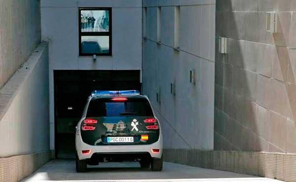Ha sido ingresado en prisión el padre de los niños asesinados en Godella, Valencia /EFE