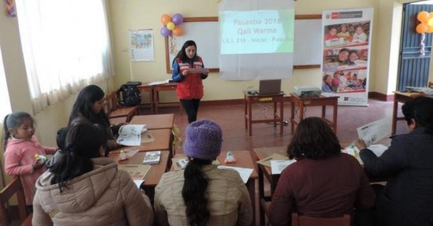 Comités de Alimentación Escolar de Moquegua se comprometen a fortalecer servicio alimentario de Midis - Qali Warma - www.qaliwarma.gob.pe
