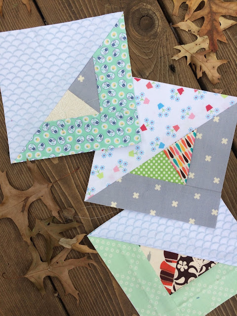 52 Free foundation paper pieced quilt block patterns perfect for scraps and leftover fabric. Fun, fast, addictive quilt blocks for scrap busting.