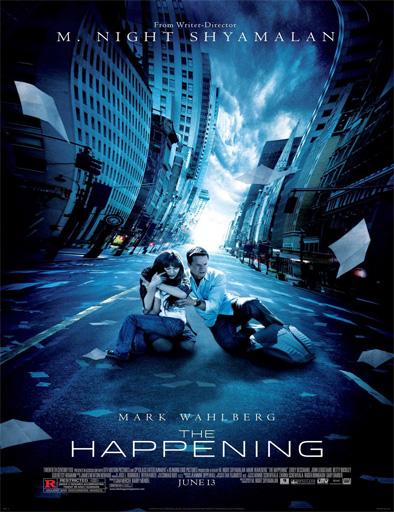 Ver El fin de los tiempos (The Happening) (2008) Online