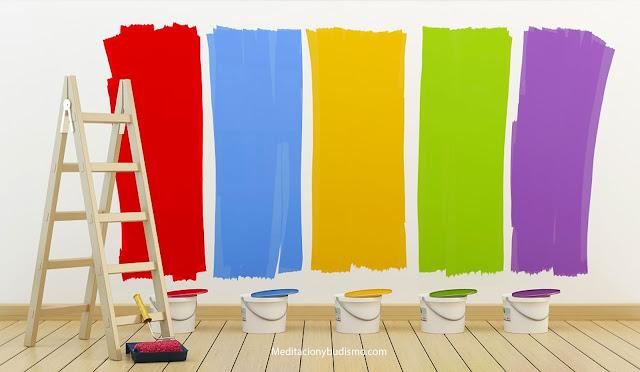 El color de tu habitación afecta tu humor