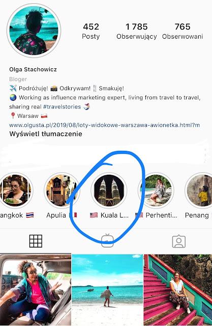 Relacje z Kuala Lumpur blog podróżniczy Olgusta Travel