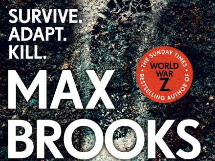 Book Review | Devolution by Max Brooks - The Story of the Greenloop Massacre