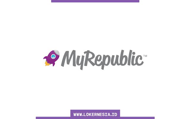Lowongan Kerja MyRepublic Desember 2020