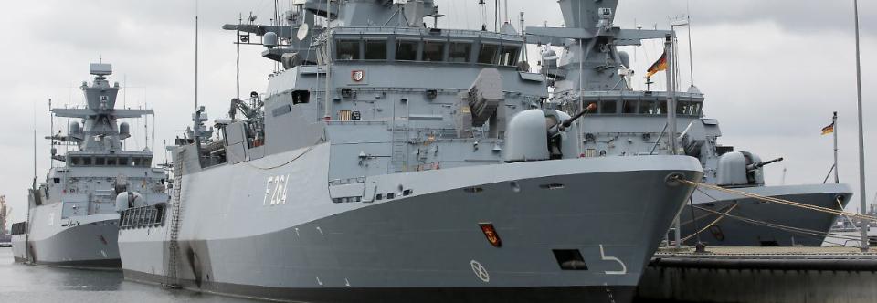 Німеччина розпочала будівництво сьомого корвету