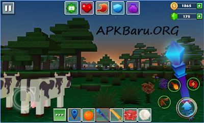 Free Download Exploration Craft Mod Apk v1.0.3 Full Unlimited