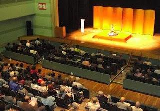 三遊亭楽春健康落語講演会「笑いの効果で介護予防」