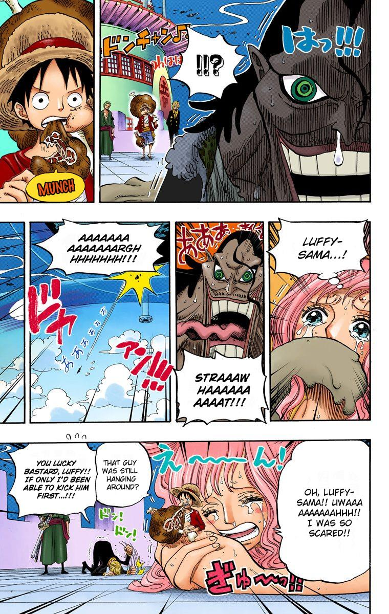 One Piece, Chapter 650 : Two changes you need to know ...