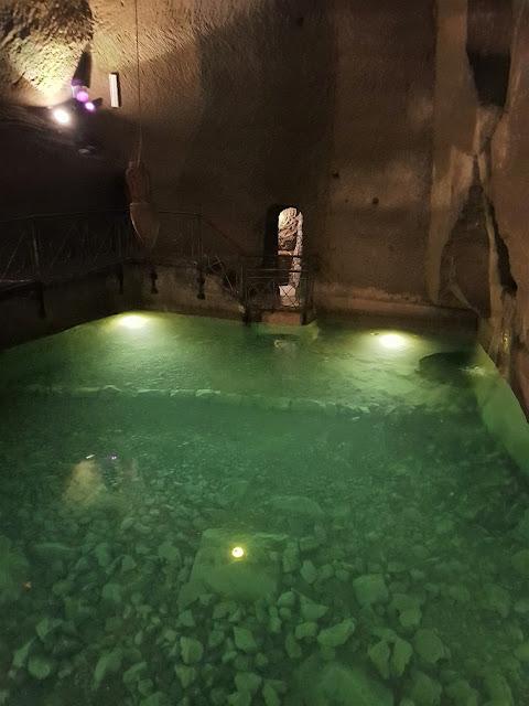napoli sotterranea cisterne