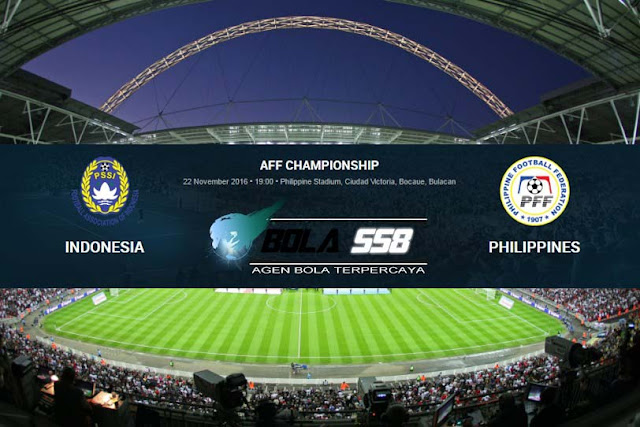 Prediksi skor indonesia vs filipina 22 november 2016 piala aff