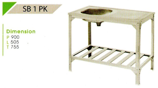 Kitchen Sink Sb 1 Pk 653 000 590