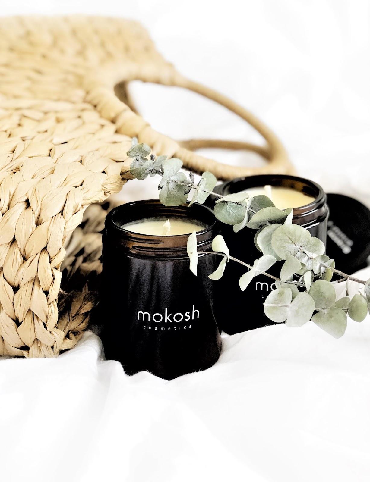 Naturalne świece sojowe Mokosh