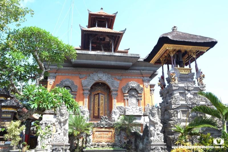 Templo em Bali