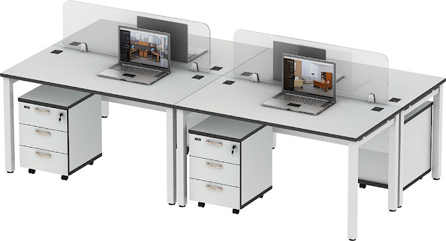 Inspirasi model furniture kantor bernuansa modern