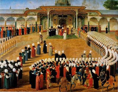 Osmanlı'da Bayram Kutlaması
