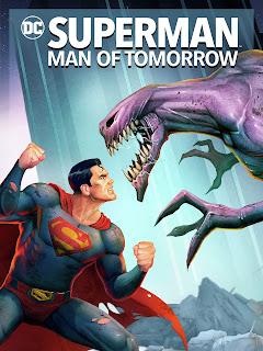 فيلم Superman: Man of Tomorrow 2020 مترجم