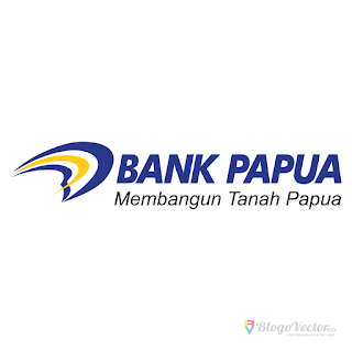 Bank Papua Logo Vector