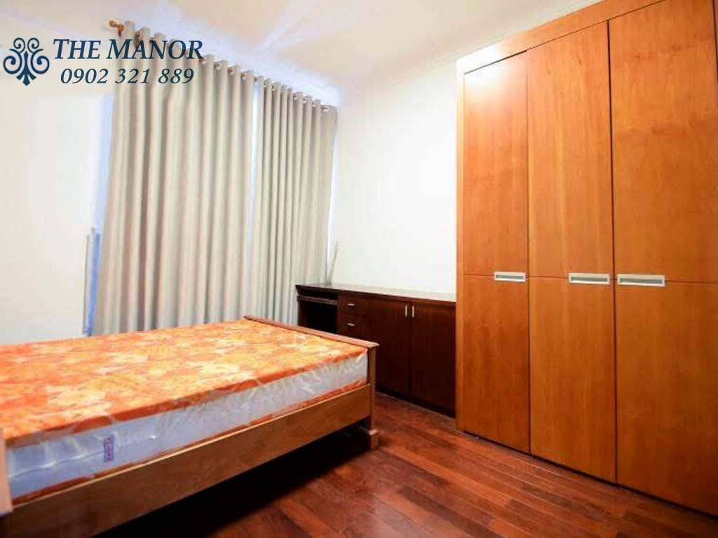 cho thuê căn hộ với 3 phòng ngủ khu The Manor 1 block AW 1400$/tháng - pic 7
