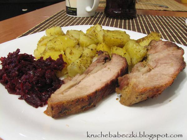 Żeberka i kulinarne inspiracje Kamis