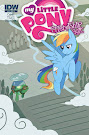 My Little Pony Friendship is Magic #26 Comic Cover Retailer Incentive Variant