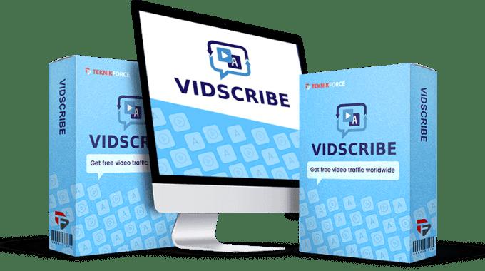 VidScribe AI PRO v3.0 Download Grátis