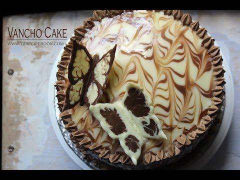 Vancho Cake - Recipe Book