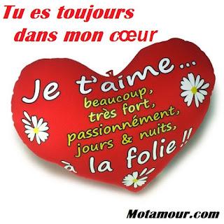 image Tu es toujours dans mon cœur: Poèmes, Citations et messages