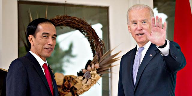 Demokrasi Indonesia Yang Merosot Di Era Jokowi Akan Jadi Sorotan Joe Biden
