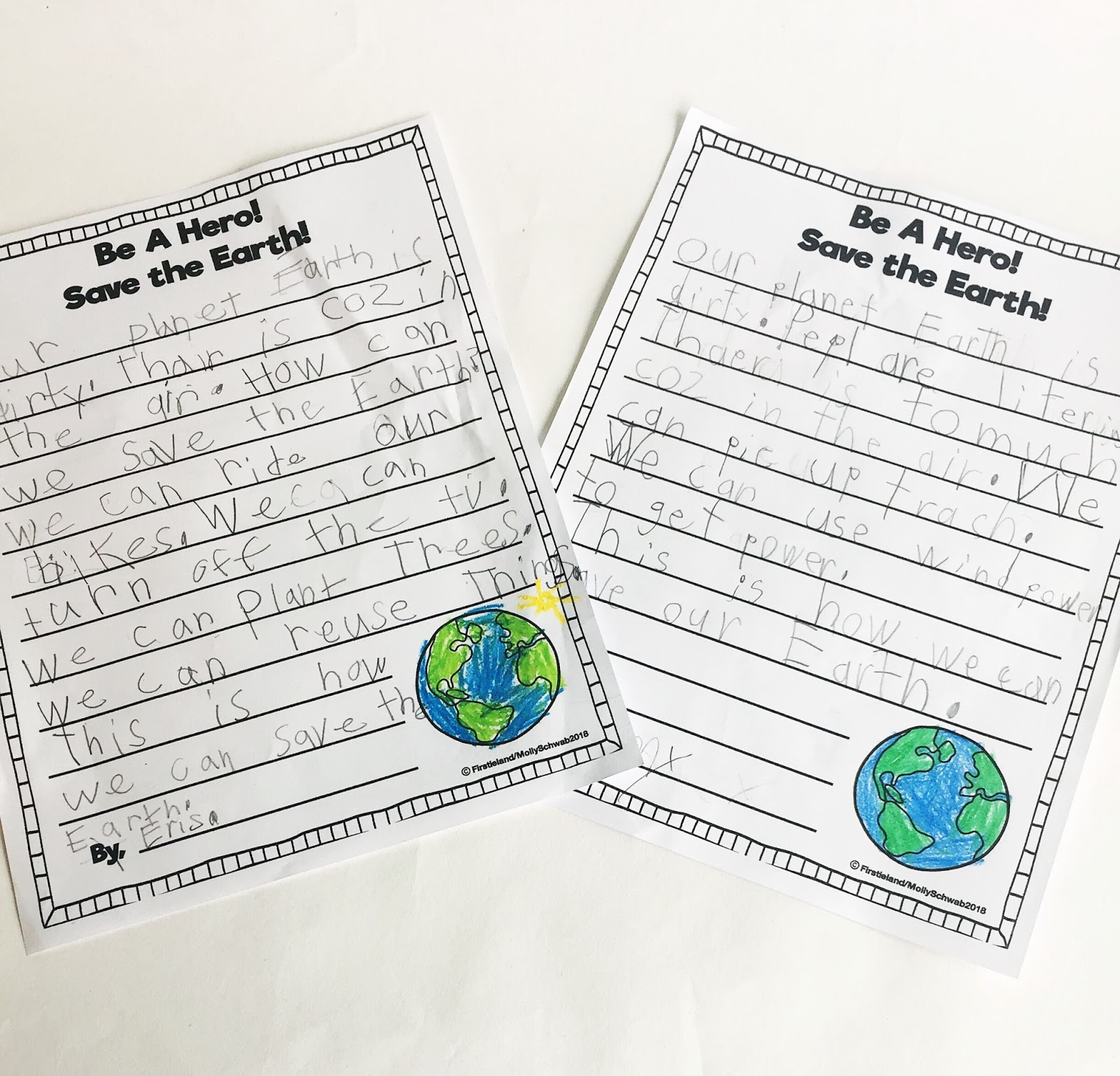 Stunning Water Watch Math Exercises For Kids Earth Day Printables ...