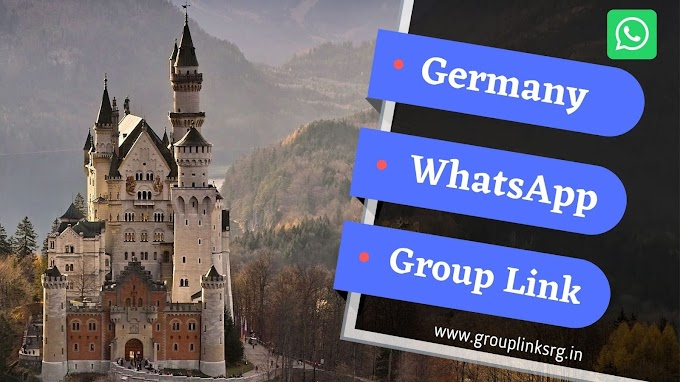 1000+ Active Germany WhatsApp Group Link- Join Now