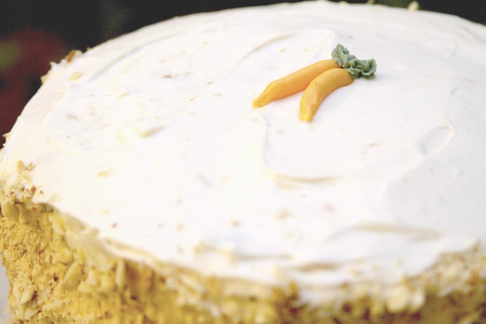 Carrot Cake Recipe Uk No Nuts: Sweet-E: Carrot Cake