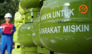 Pertamina Tambah Pasokan LPG 3 Kg di Bandung Raya dan Priangan Timur